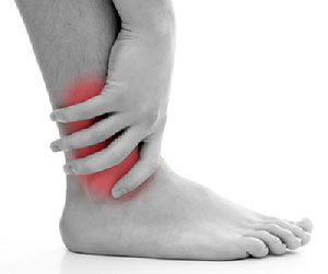 oakville physiotherapy ankle pain treatment