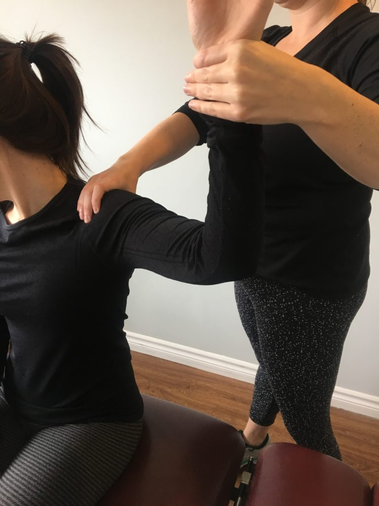 oakville physiotherapy shoulder pain treatment